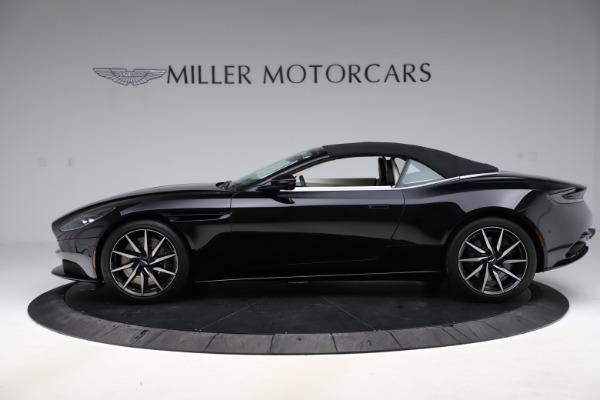 Used 2020 Aston Martin DB11 Volante for sale $209,900 at Aston Martin of Greenwich in Greenwich CT 06830 25