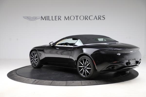 Used 2020 Aston Martin DB11 Volante for sale $209,900 at Aston Martin of Greenwich in Greenwich CT 06830 26