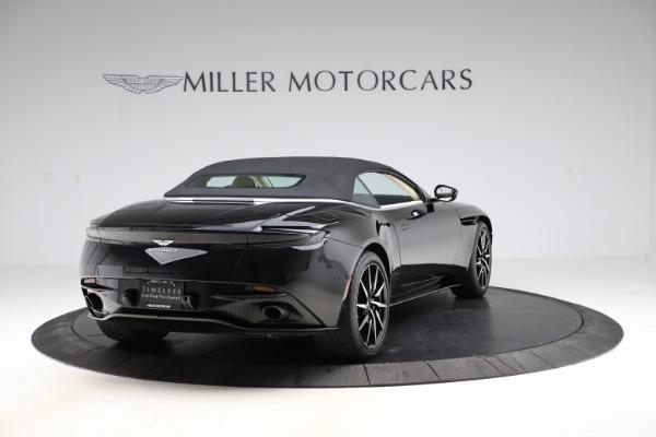 Used 2020 Aston Martin DB11 Volante for sale $209,900 at Aston Martin of Greenwich in Greenwich CT 06830 27