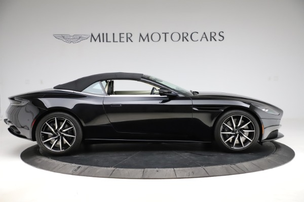 Used 2020 Aston Martin DB11 Volante for sale $209,900 at Aston Martin of Greenwich in Greenwich CT 06830 28