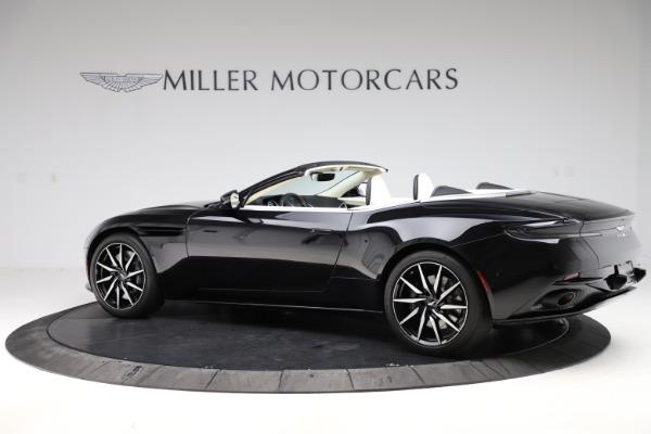 Used 2020 Aston Martin DB11 Volante for sale $209,900 at Aston Martin of Greenwich in Greenwich CT 06830 3