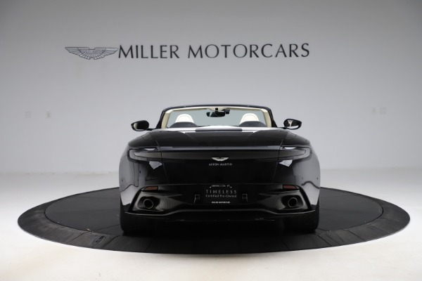 Used 2020 Aston Martin DB11 Volante for sale $209,900 at Aston Martin of Greenwich in Greenwich CT 06830 5