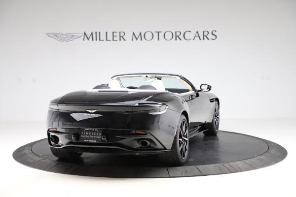 Used 2020 Aston Martin DB11 Volante for sale $209,900 at Aston Martin of Greenwich in Greenwich CT 06830 6
