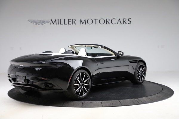 Used 2020 Aston Martin DB11 Volante for sale $209,900 at Aston Martin of Greenwich in Greenwich CT 06830 7