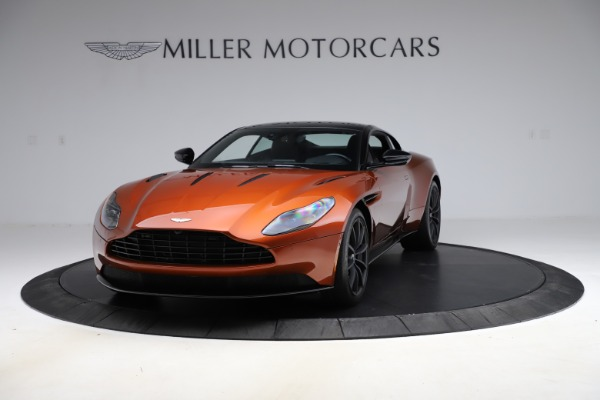 Used 2020 Aston Martin DB11 AMR for sale $199,900 at Aston Martin of Greenwich in Greenwich CT 06830 12