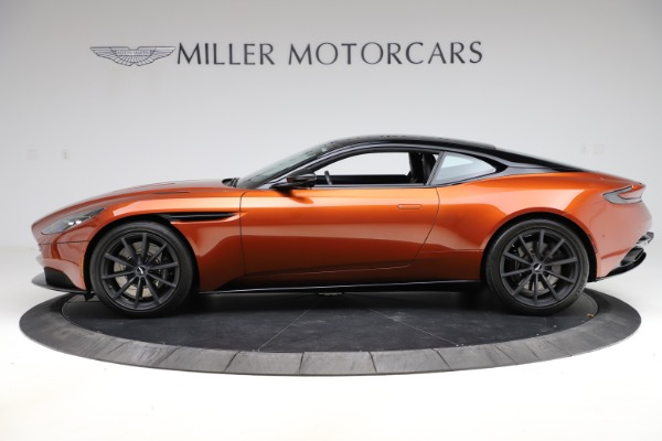 Used 2020 Aston Martin DB11 AMR for sale $199,900 at Aston Martin of Greenwich in Greenwich CT 06830 2