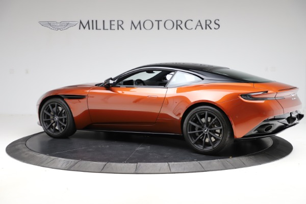 Used 2020 Aston Martin DB11 AMR for sale $199,900 at Aston Martin of Greenwich in Greenwich CT 06830 3