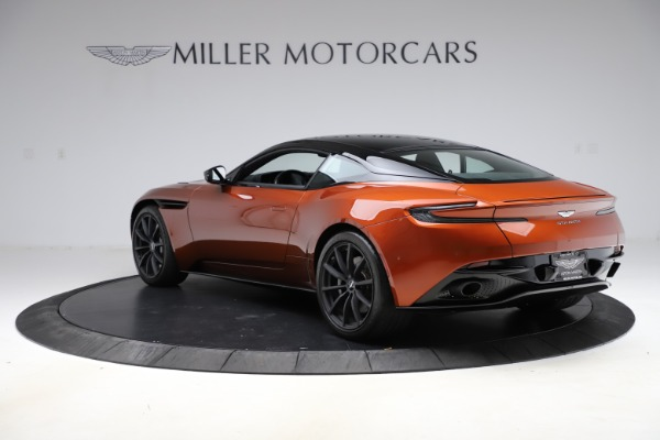 Used 2020 Aston Martin DB11 AMR for sale $199,900 at Aston Martin of Greenwich in Greenwich CT 06830 4