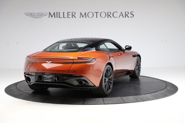 Used 2020 Aston Martin DB11 AMR for sale $199,900 at Aston Martin of Greenwich in Greenwich CT 06830 6
