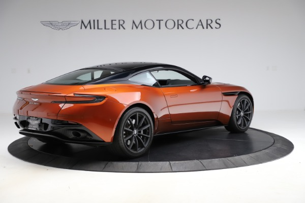 Used 2020 Aston Martin DB11 AMR for sale $199,900 at Aston Martin of Greenwich in Greenwich CT 06830 7