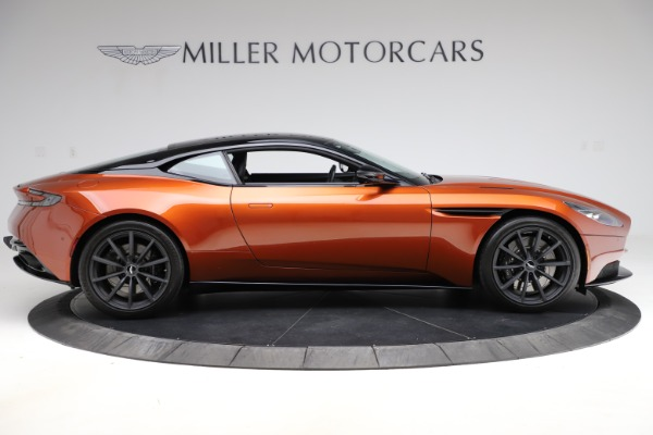 Used 2020 Aston Martin DB11 AMR for sale $199,900 at Aston Martin of Greenwich in Greenwich CT 06830 8