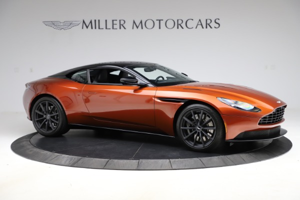 Used 2020 Aston Martin DB11 AMR for sale $199,900 at Aston Martin of Greenwich in Greenwich CT 06830 9