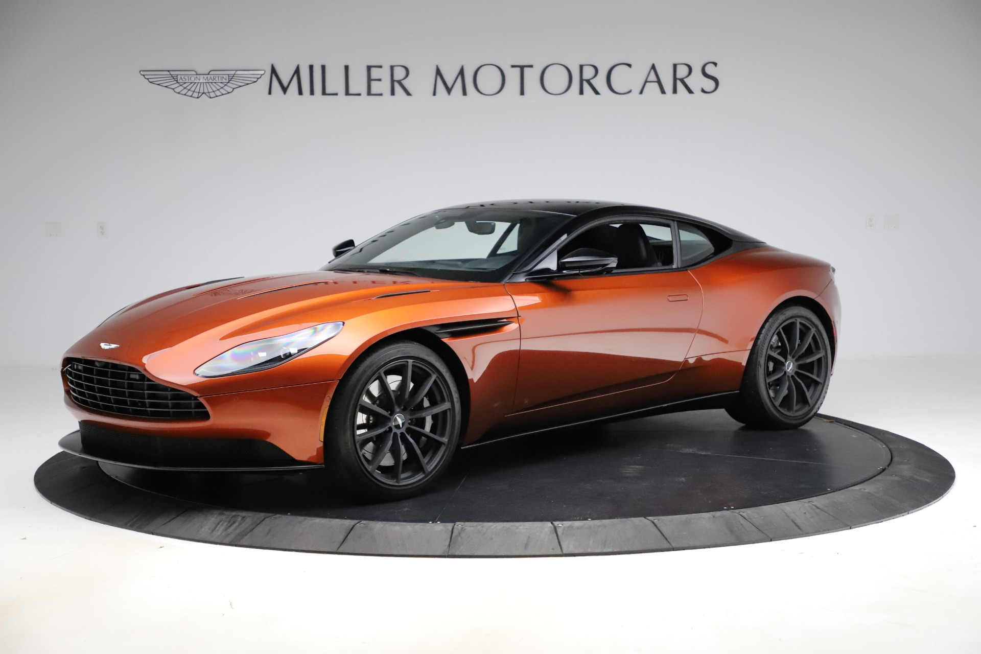 Used 2020 Aston Martin DB11 AMR for sale $199,900 at Aston Martin of Greenwich in Greenwich CT 06830 1