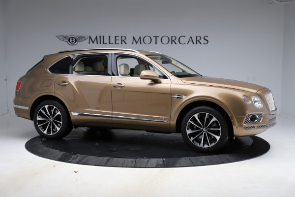 Used 2017 Bentley Bentayga W12 for sale $145,900 at Aston Martin of Greenwich in Greenwich CT 06830 10