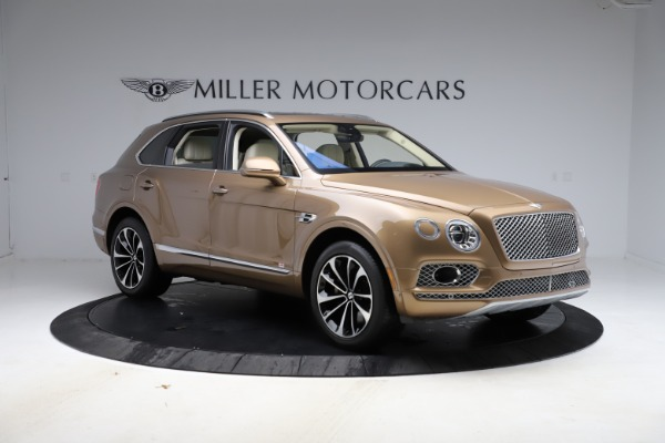 Used 2017 Bentley Bentayga W12 for sale $145,900 at Aston Martin of Greenwich in Greenwich CT 06830 11