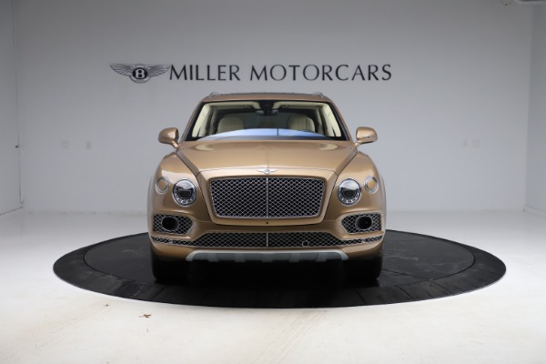 Used 2017 Bentley Bentayga W12 for sale $145,900 at Aston Martin of Greenwich in Greenwich CT 06830 12