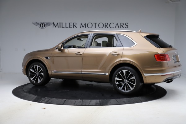 Used 2017 Bentley Bentayga W12 for sale $145,900 at Aston Martin of Greenwich in Greenwich CT 06830 4