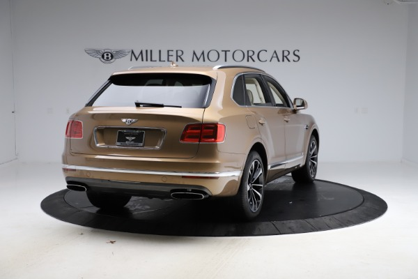 Used 2017 Bentley Bentayga W12 for sale $145,900 at Aston Martin of Greenwich in Greenwich CT 06830 7