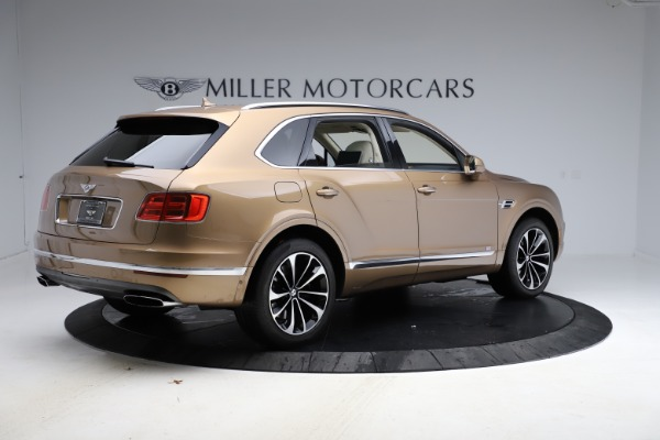 Used 2017 Bentley Bentayga W12 for sale $145,900 at Aston Martin of Greenwich in Greenwich CT 06830 8