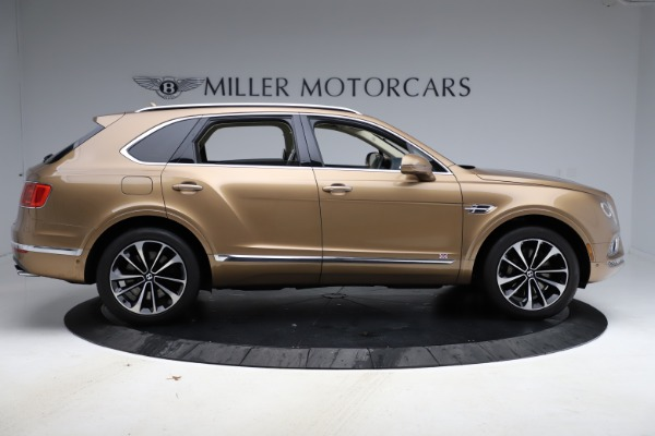 Used 2017 Bentley Bentayga W12 for sale $145,900 at Aston Martin of Greenwich in Greenwich CT 06830 9