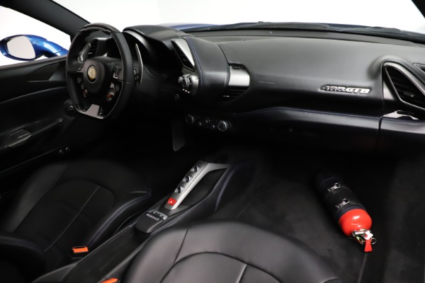 Used 2017 Ferrari 488 GTB for sale Sold at Aston Martin of Greenwich in Greenwich CT 06830 17