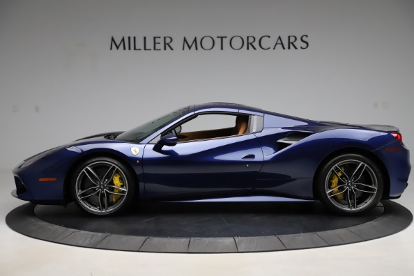 Used 2018 Ferrari 488 Spider for sale Sold at Aston Martin of Greenwich in Greenwich CT 06830 14