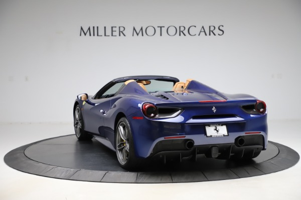 Used 2018 Ferrari 488 Spider for sale Sold at Aston Martin of Greenwich in Greenwich CT 06830 5