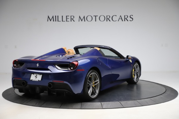 Used 2018 Ferrari 488 Spider for sale Sold at Aston Martin of Greenwich in Greenwich CT 06830 7