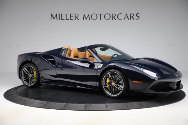 Used 2018 Ferrari 488 Spider for sale Call for price at Aston Martin of Greenwich in Greenwich CT 06830 10