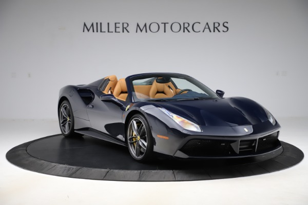 Used 2018 Ferrari 488 Spider for sale Call for price at Aston Martin of Greenwich in Greenwich CT 06830 11