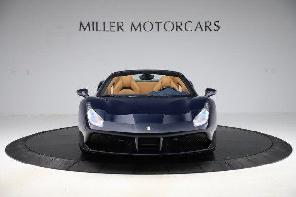 Used 2018 Ferrari 488 Spider for sale Call for price at Aston Martin of Greenwich in Greenwich CT 06830 12