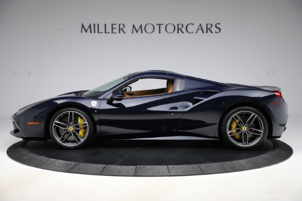 Used 2018 Ferrari 488 Spider for sale Call for price at Aston Martin of Greenwich in Greenwich CT 06830 14