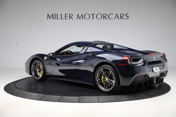 Used 2018 Ferrari 488 Spider for sale Call for price at Aston Martin of Greenwich in Greenwich CT 06830 15