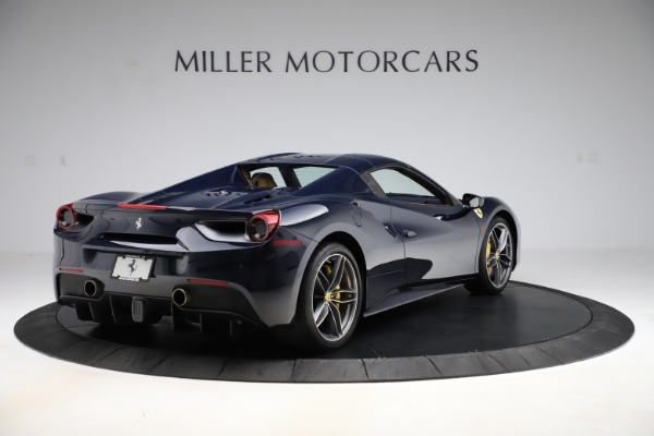 Used 2018 Ferrari 488 Spider for sale Call for price at Aston Martin of Greenwich in Greenwich CT 06830 16