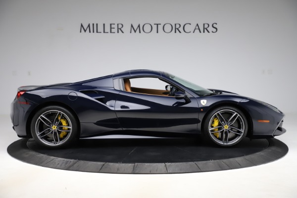 Used 2018 Ferrari 488 Spider for sale Call for price at Aston Martin of Greenwich in Greenwich CT 06830 17