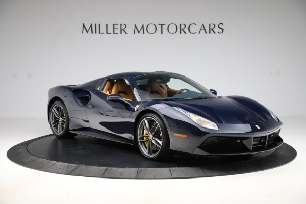 Used 2018 Ferrari 488 Spider for sale Call for price at Aston Martin of Greenwich in Greenwich CT 06830 18