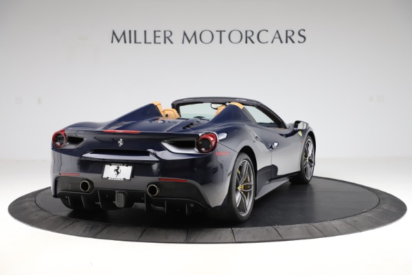 Used 2018 Ferrari 488 Spider for sale Call for price at Aston Martin of Greenwich in Greenwich CT 06830 7