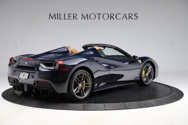 Used 2018 Ferrari 488 Spider for sale Call for price at Aston Martin of Greenwich in Greenwich CT 06830 8
