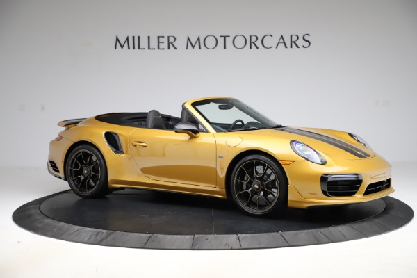 Used 2019 Porsche 911 Turbo S Exclusive for sale $249,900 at Aston Martin of Greenwich in Greenwich CT 06830 10
