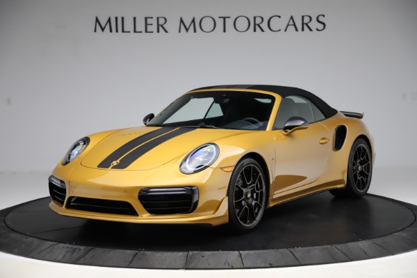 Used 2019 Porsche 911 Turbo S Exclusive for sale $249,900 at Aston Martin of Greenwich in Greenwich CT 06830 12
