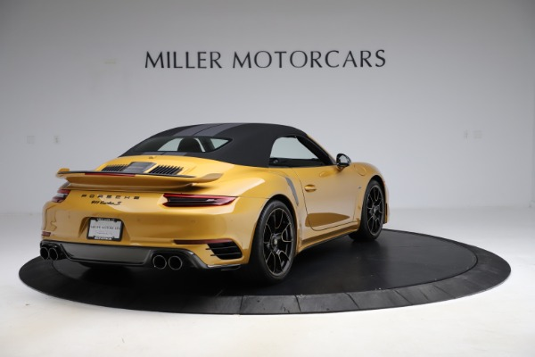Used 2019 Porsche 911 Turbo S Exclusive for sale $249,900 at Aston Martin of Greenwich in Greenwich CT 06830 15