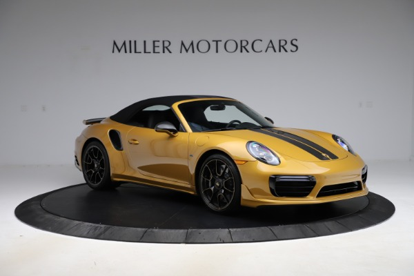 Used 2019 Porsche 911 Turbo S Exclusive for sale $249,900 at Aston Martin of Greenwich in Greenwich CT 06830 17