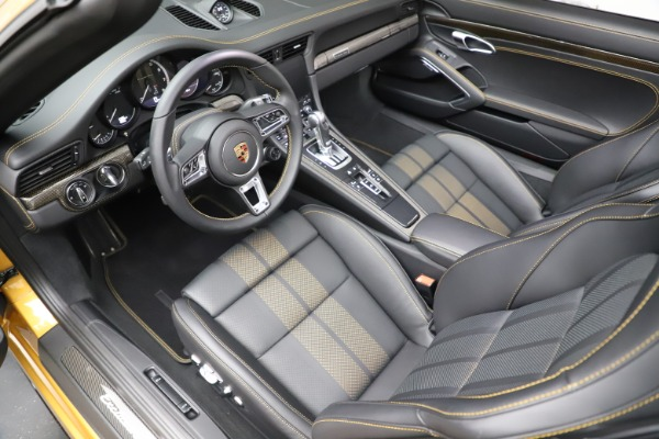 Used 2019 Porsche 911 Turbo S Exclusive for sale $249,900 at Aston Martin of Greenwich in Greenwich CT 06830 18