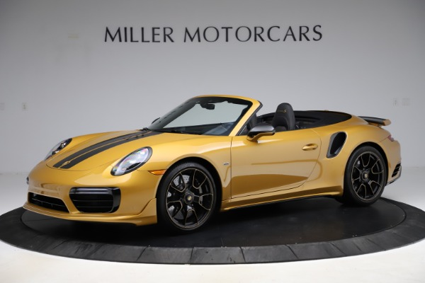 Used 2019 Porsche 911 Turbo S Exclusive for sale $249,900 at Aston Martin of Greenwich in Greenwich CT 06830 2