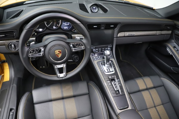 Used 2019 Porsche 911 Turbo S Exclusive for sale $249,900 at Aston Martin of Greenwich in Greenwich CT 06830 22