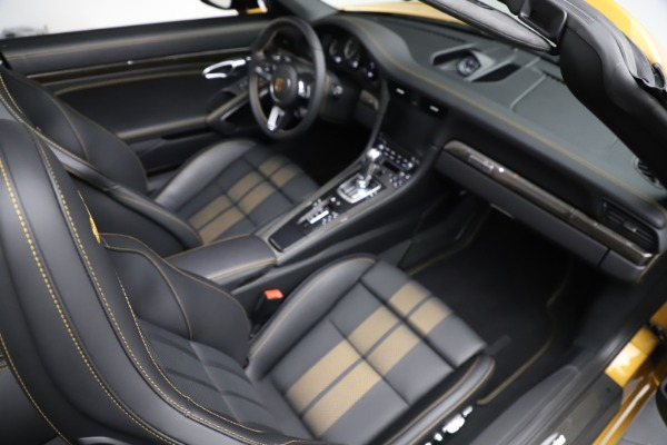 Used 2019 Porsche 911 Turbo S Exclusive for sale $249,900 at Aston Martin of Greenwich in Greenwich CT 06830 25