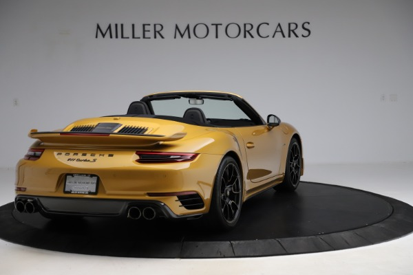 Used 2019 Porsche 911 Turbo S Exclusive for sale $249,900 at Aston Martin of Greenwich in Greenwich CT 06830 7