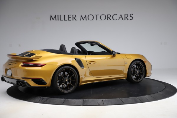 Used 2019 Porsche 911 Turbo S Exclusive for sale $249,900 at Aston Martin of Greenwich in Greenwich CT 06830 8