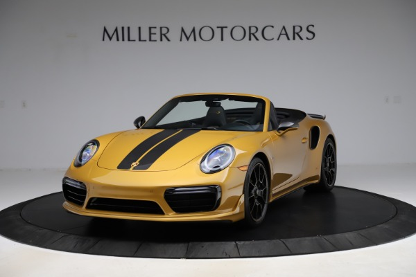 Used 2019 Porsche 911 Turbo S Exclusive for sale $249,900 at Aston Martin of Greenwich in Greenwich CT 06830 1