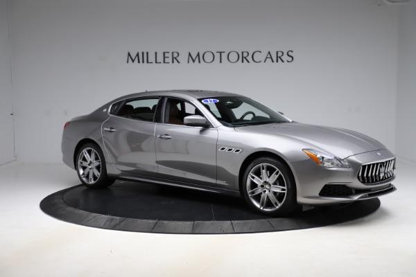 Used 2017 Maserati Quattroporte S Q4 GranLusso for sale $59,900 at Aston Martin of Greenwich in Greenwich CT 06830 10